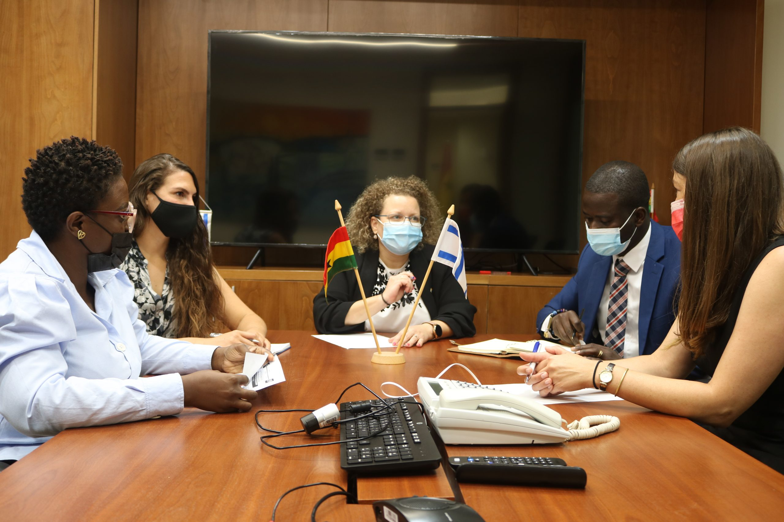 Israeli Embassy, Innohub and Pears Program Launches Israel-Ghana AgriTechAccel